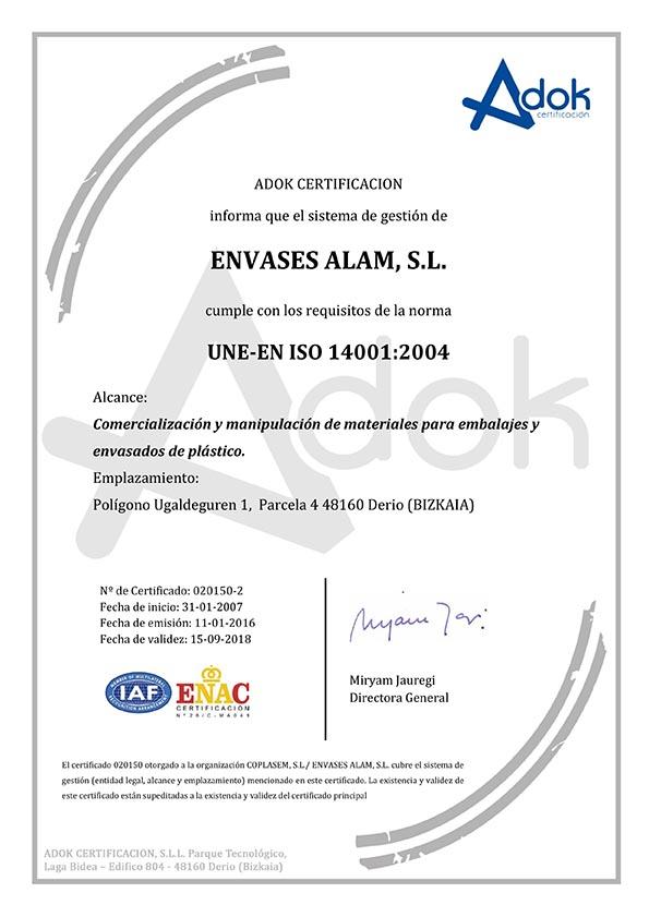 certificado-envases-alam-14001